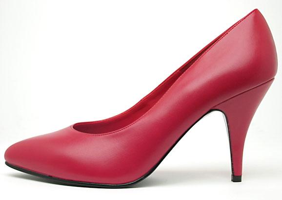 Red High Heels-43